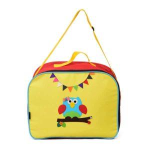 MY BAG/´S-MALETA HAPPY FAMILY Rosa
